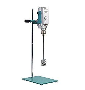 mezclador electrico con helice de laboratorio
