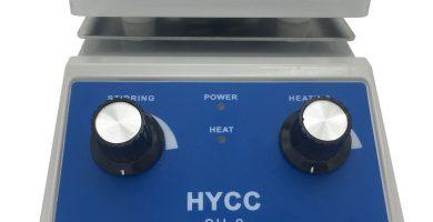agitador magnetico con calentamiento